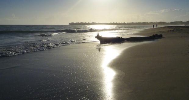 Bozo Beach in Cabarete