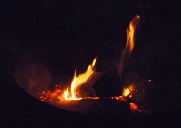 Campfire Ontario Camping sm n - Top Five Camping Sites Near Toronto