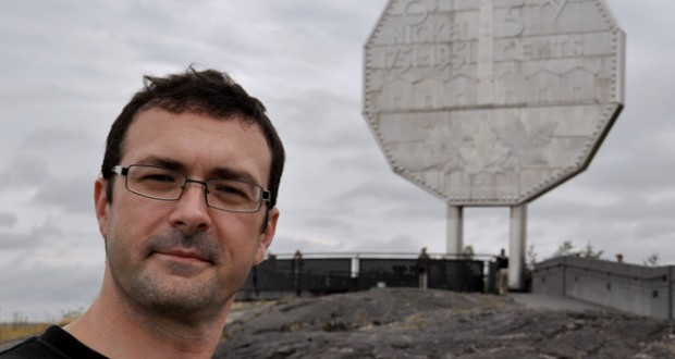 Frank Big Nickel sm 620x330 - A Place of Learning: Visiting Sudbury, Ontario