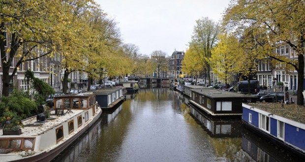 Amsterdam's historic canals