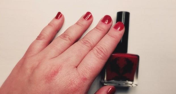 Lacc nail polish review