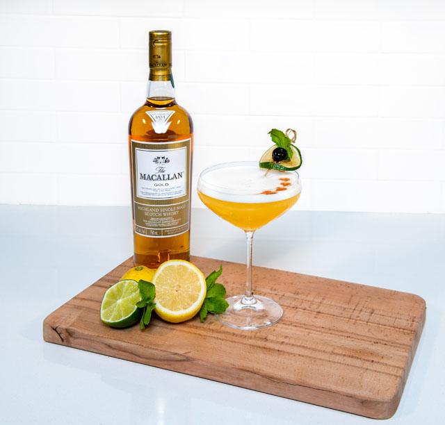 Winter Cocktails Macallan