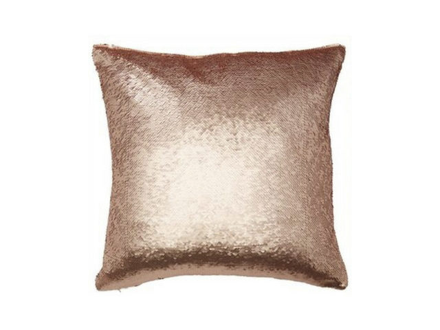 Holiday Gift Guide for Her 2017 - Mermaid Pillow - Indigo