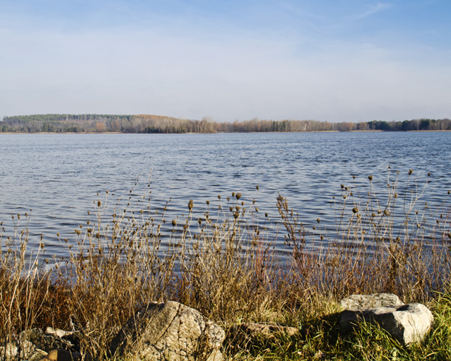 Mountsberg Reservoir in November sm1 - Revisiting Mountsberg Conservation Area