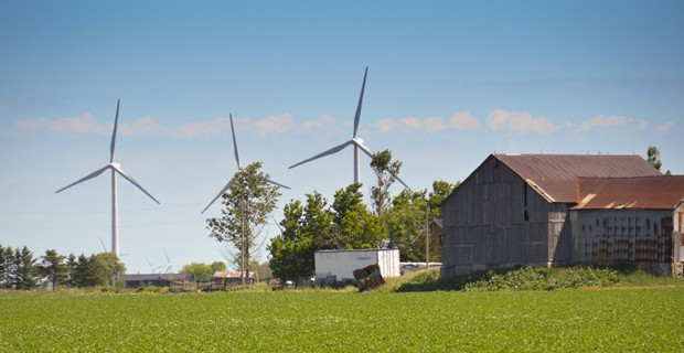 Ontario Wind Farms 620x320 - Favourite memories from Summer 2012