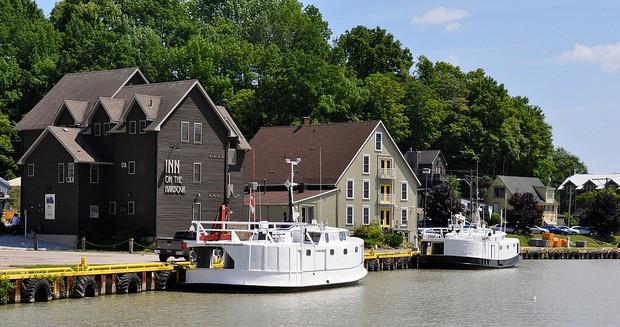 Visiting Port Stanley
