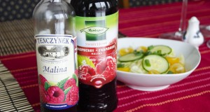 recipes with raspberry syrup