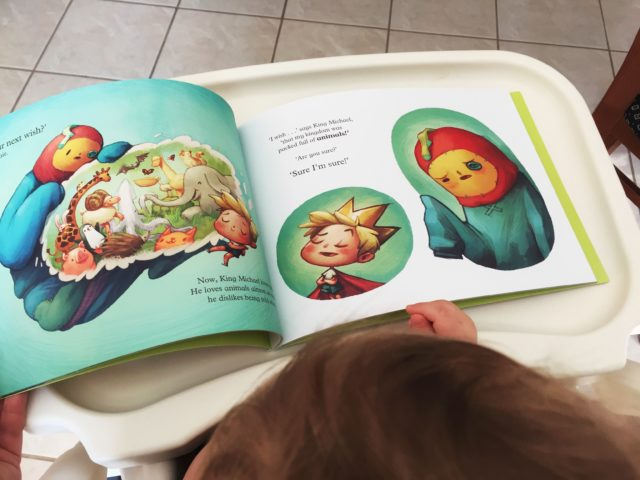 Personalized Story Book Kingdom of You