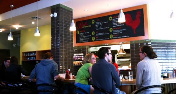 Red's Diner in Calgary