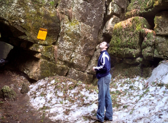Scenic Caves in Collingwood