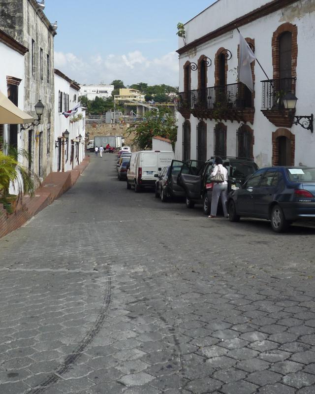 Walking Tour of Santo Domingo - Side Streets