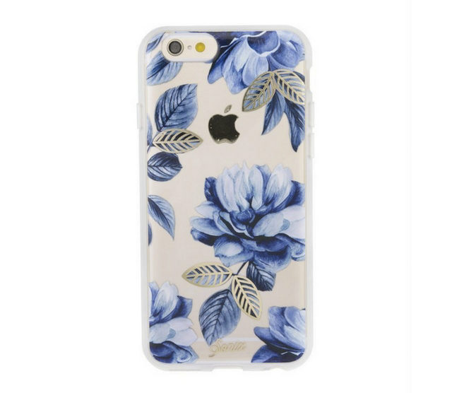 Holiday Gifts for Her 2017 - Blue Sonix iphone case