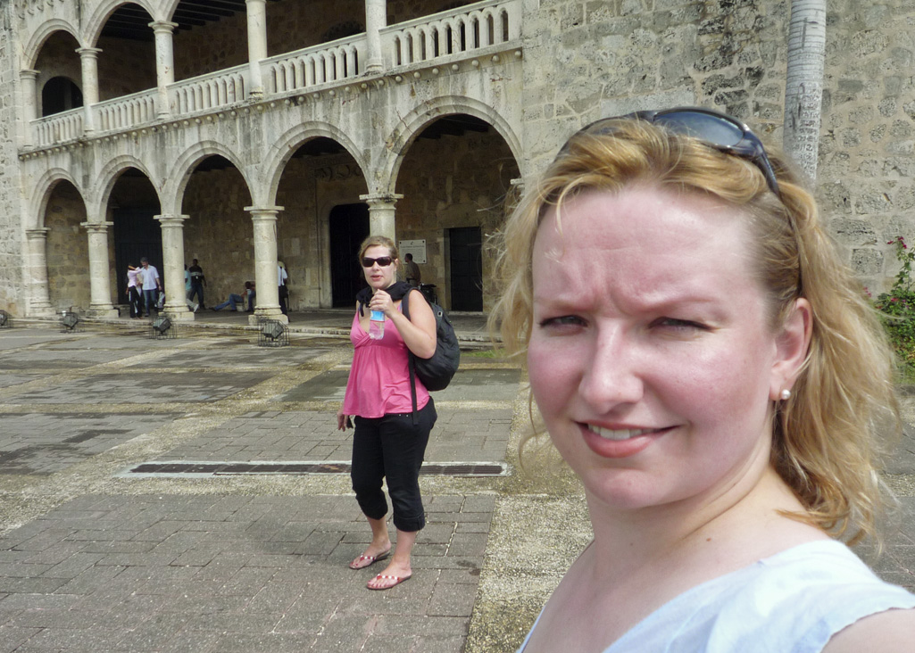 Alcazar de Colon Cuidad Colonial Santo Domingo