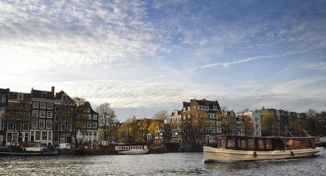 Cruising Amsterdam's Canals