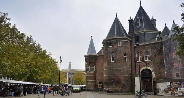 Waag in Amsterdam