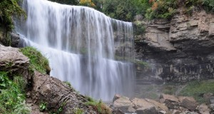 Hamilton region waterfalls