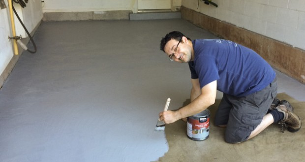 how to clean up your garage